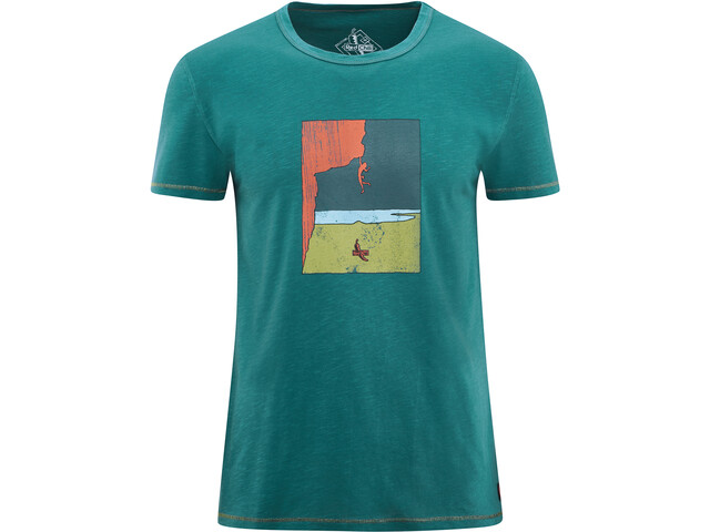 Red Chili Apani T-Shirt Homme, pacific